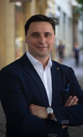 Ing. Tomáš Beránek