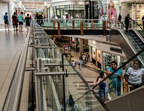 Retail a nájmy v obchodních centrech